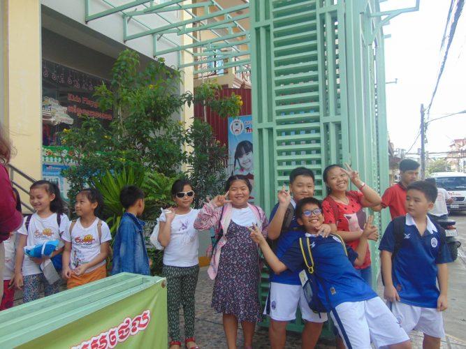 Summer School Field Trips