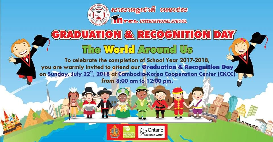 The Graduation and Recognition Day