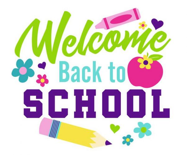 Welcome Back to School Primary and Secondary Students, 09-09-2019