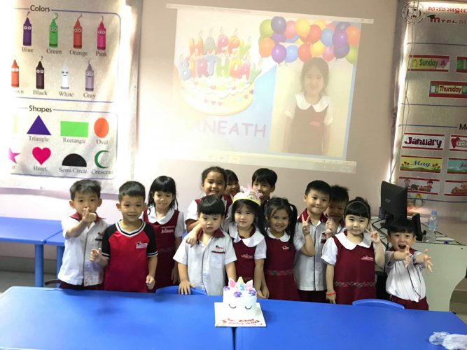 Students Birthday
