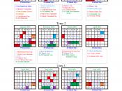 Khmer Primary Calendar - 2019-2020 EN- Parent Copy